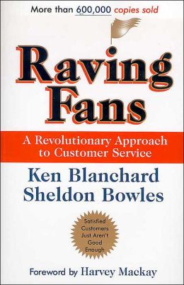 Raving-Fans-Customer-Service-Book